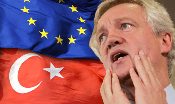 pertenencia Turco Turquía a la UE
