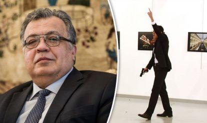 Image result for assassination turkey ambassador