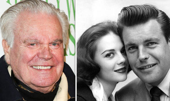 Wagner today; Robert Wagner and Natalie Wood