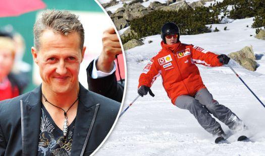 Michael Schumacher latest: F1 star's old Mercedes E55 AMG ...