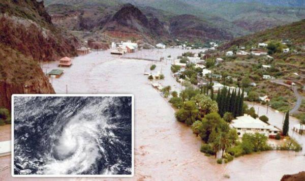Tropical Storm Octave update: The tragic history of MEGASTORM