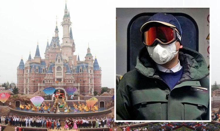 Coronavirus outbreak: Disneyland has closed with escalating crisis - 1,000 suspected cases | World | news