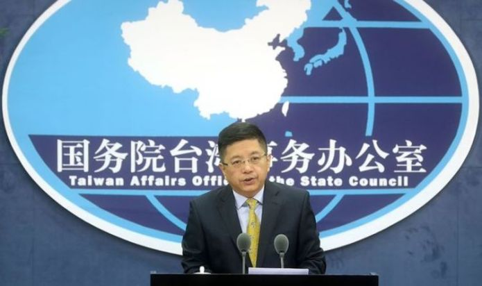 China 'will never tolerate' foreign intervention in Taiwan amid largest PLA incursion