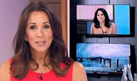 Andrea McLean issues cheeky plea for new TV job after quitting Loose Women