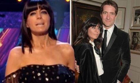 'Don't know how it'll work' Claudia Winkleman on anxiety as she prepared for life change