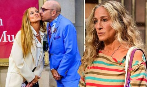 Sarah Jessica Parker breaks silence as she shares 'anguish' over death of Willie Garson