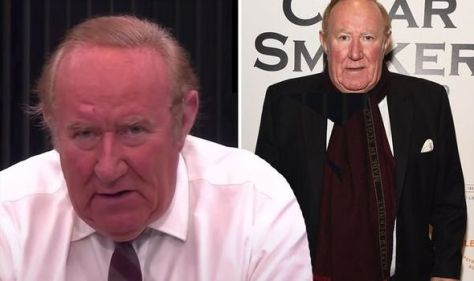 'Angry' Andrew Neil says he was close to a breakdown on 'disaster' GB News and had to quit
