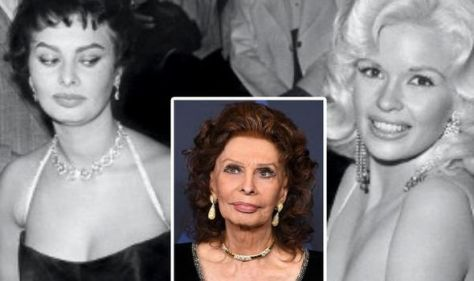 Sophia Loren feud: The truth behind the infamous picture with Jayne Mansfield