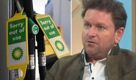 James Martin savagely blasts 'idiots' who stopped paramedic getting petrol amid 'shortage'