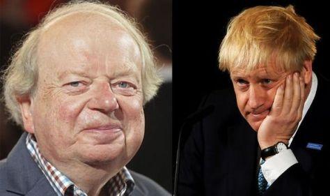 'Adulation can turn into contempt' John Sergeant talks 'awful warning' for Boris Johnson