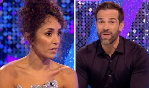 'She'll miss the performance' Janette Manrara's co-star Gethin Jones says of Strictly exit