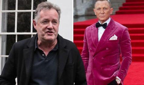 Piers Morgan likens Bond star Daniel Craig to 'Austin Powers tribute act' in brutal swipe