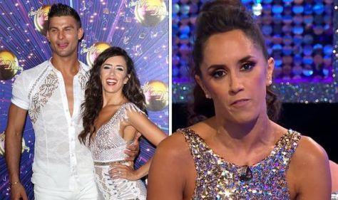 'Really?' Janette Manrara cheekily calls out It Takes Two bosses over Aljaz's appearance