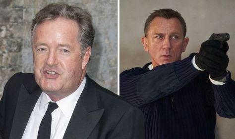 'Insufferable bulls**t' Piers Morgan fumes at 'wokies' wanting James Bond to be a woman