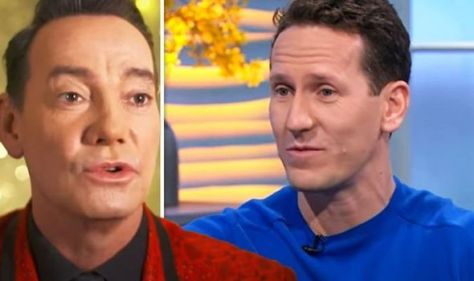 Craig Revel Horwood stands by brutal jibes he made about ex Strictly co-star Brendan Cole