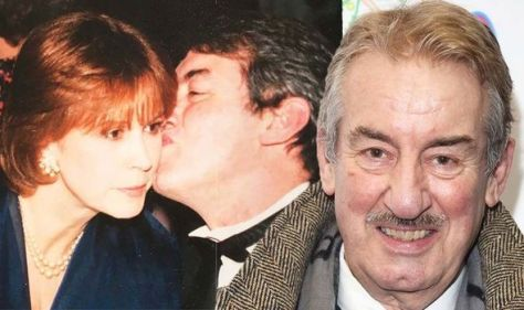 John Challis' wife in heartbreaking update after his death as she takes over his Twitter