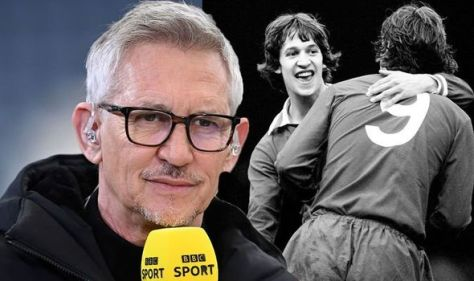 Gary Lineker details 'appalling' start to his broadcasting career 'I stumbled through it'