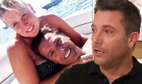 Gino D'Acampo says he 'couldn't care less' if wife Jessica had dinner with an ex-boyfriend