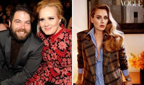 Adele breaks silence on 'embarrassing' split from ex-husband as she admits 'I f**ked up'