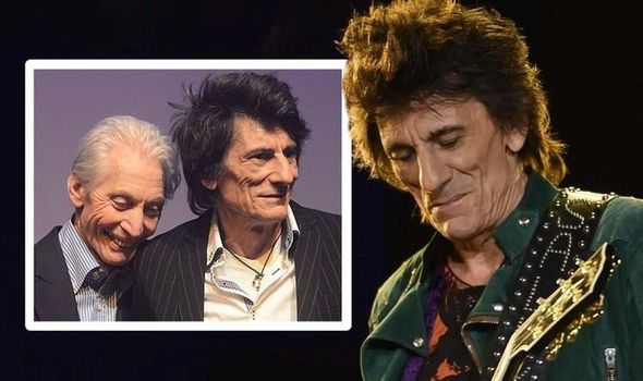 Ronnie Wood on final meeting with Rolling Stone bandmate Charlie Watts: 'He was fed up'