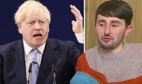 Gogglebox's Pete savages Boris Johnson over '£500 wallpaper' amid Universal Credit cut