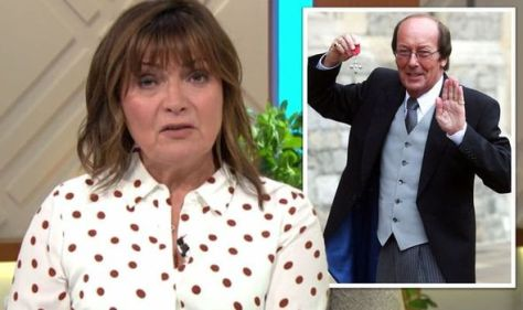 'How can this be happening?' Lorraine Kelly reacts as ITV legend exits role after 37 years