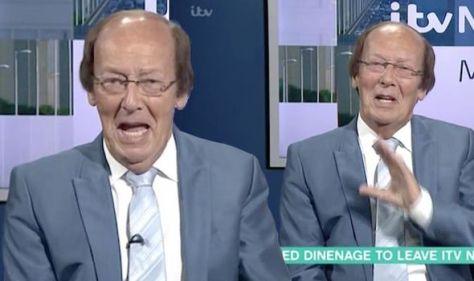 Fred Dinenage 'I'm not retiring! - I'll never stop working!' despite shock quit on ITV