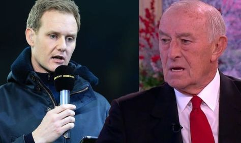'He's tall and he's not fat' Len Goodman clarifies Dan Walker Strictly comments