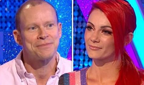 Dianne Buswell bids farewell to Robert Webb as he quits Strictly amid 'urgent symptoms'
