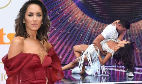 'Never going to work' Strictly's Janette Manrara details 'communication issues' with Aljaž