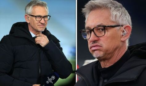 Gary Lineker in health update as he's left 'doubly gutted' over Match of the Day absence