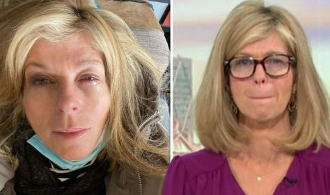 'Nearly didn't get it checked out' Kate Garraway sparks concern over painful health update
