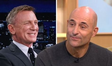 Mark Strong admits boozy night with Daniel Craig stopped him getting Bond role
