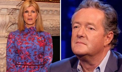 Piers Morgan confirms he's quitting ITV's Life Stories amid Kate Garraway replacement news