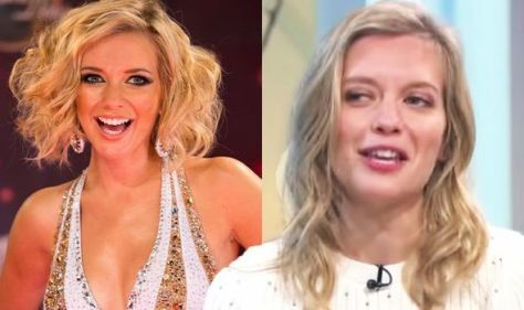 'I advise friends not to do it' Rachel Riley slams 'mental pressure' of being on Strictly
