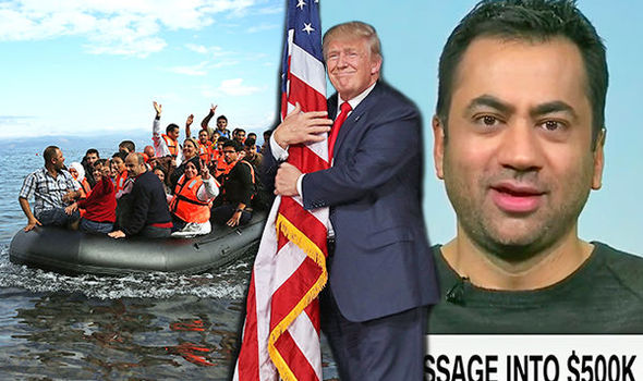 Actor Kal Penn helps raise $550,000 for Syrian refugees after 'racist' online troll hate