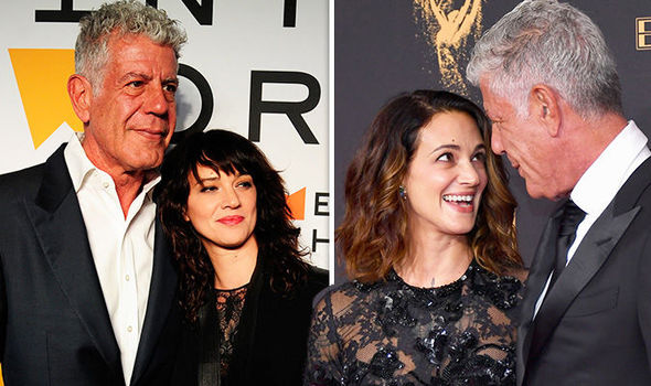 Anthony Bourdain Suicide Girlfriend Asia Argento Breaks