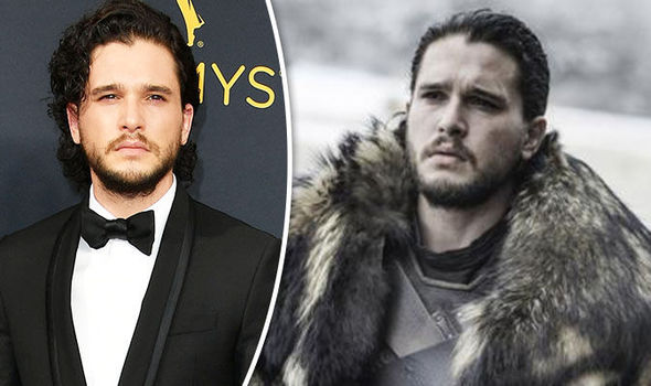 Kit Harrington lost his virginity very young