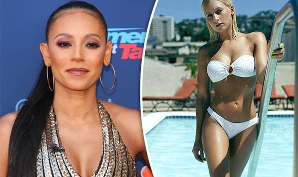 Mel B set to be sued by nanny over claims she had sex with husband     Mel B and Lorraine Gilles