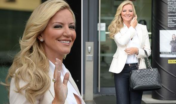 Michelle Mone reveals heavy drinking after marriage split