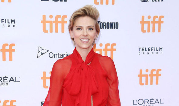 Scarlett Johansson previously admitted she felt uncomfortable discussing sexism in the industry