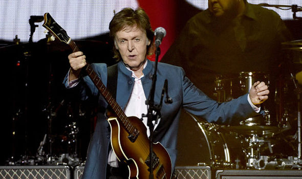 Sir Paul sues Sony music