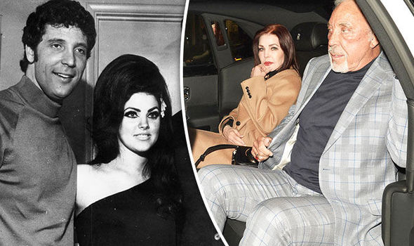 Tom Jones 'dating' Priscilla Presley