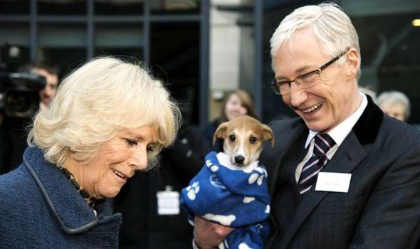 Image result for joanna lumley and paul o'grady