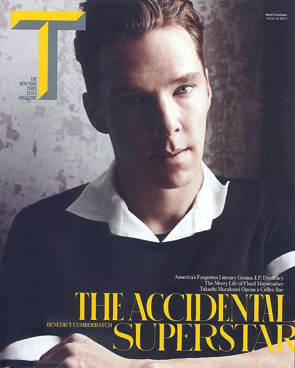 Benedict Cumberbatch, sherlock, sherlock holmes, dumb role, intellectual, interview, Mark Gatiss, new series