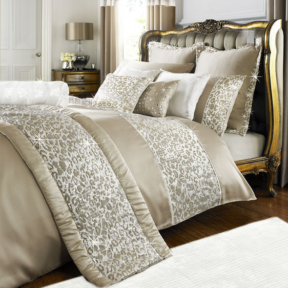 Caprice also has her own bedding range