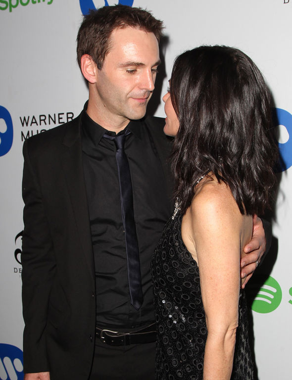 Courteney Cox And Johnny McDaid Split As She Didt Want
