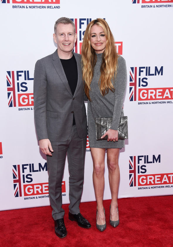Cat Deeley loves to watch her wedding video with husband Patrick Kielty when she's drunk