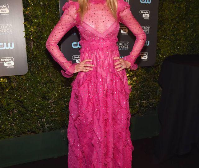 Critics Choice Awards 2018 Nicole Kidman