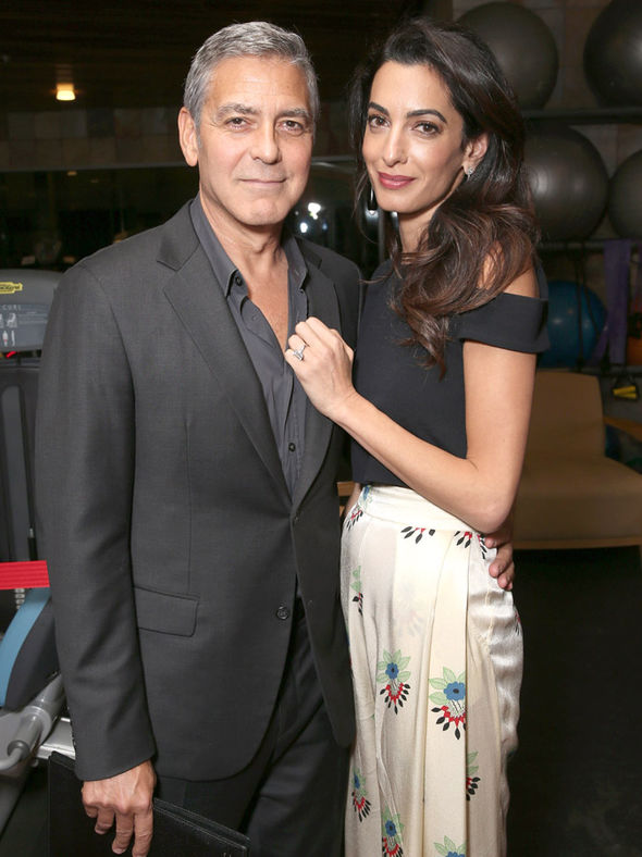 George and Amal Clooney have been married for over two years